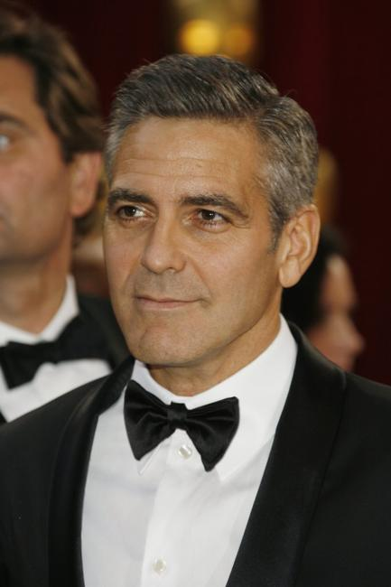 George Clooney at the 80th Annual Academy Awards.
