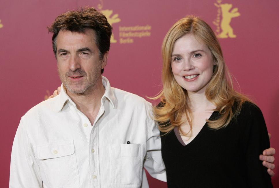 Francois Cluzet and Isabelle Carre at the 56th Berlin International Film Festival (Berlinale), attend the photo call for