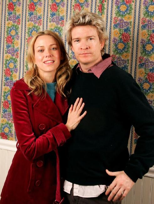 Naomi Watts and Scott Coffey at the 2005 Sundance Film Festival.