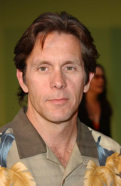 Gary Cole at the WB Network's 2002 Summer Party.