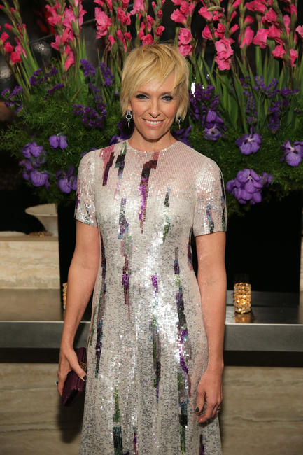Toni Collette at the New York premiere of