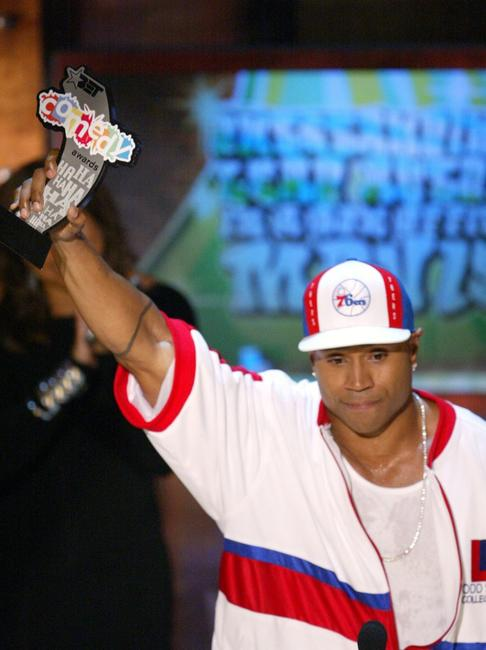 LL Cool J at the First-Ever BET Comedy Awards.
