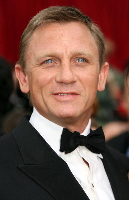 Daniel Craig at the 79th Annual Academy Awards in Hollywood.