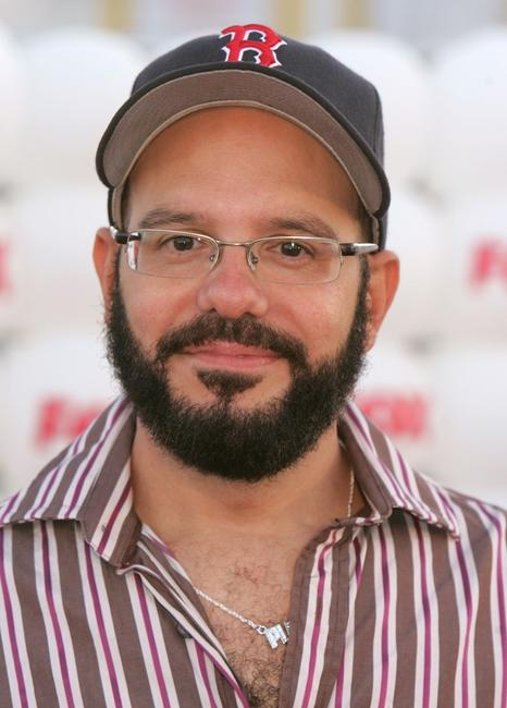 David Cross at the Fox All-Star Television Critics Association party.