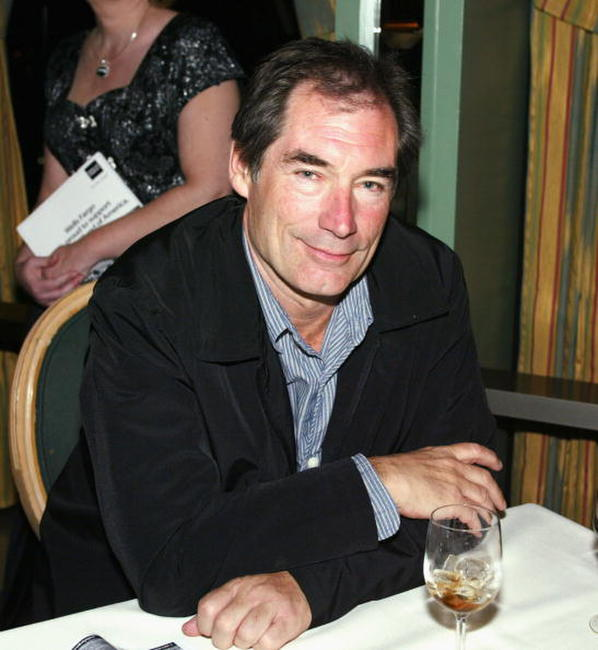 Timothy Dalton at the Actor's Fund of America's presentation of