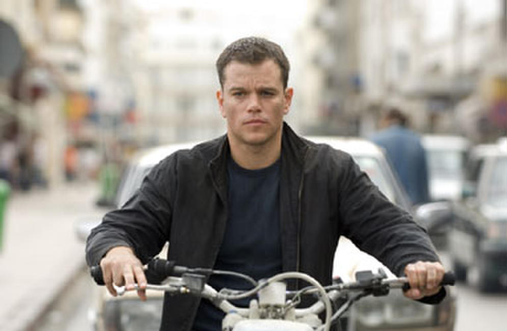 Matt Damon in