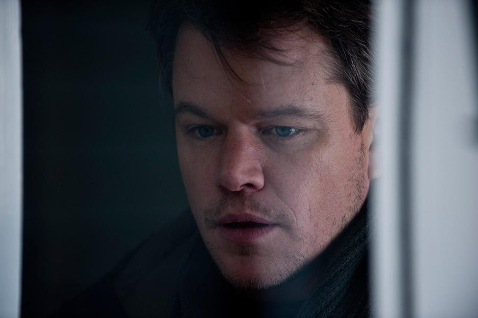 Matt Damon as Mitch Emhoff in