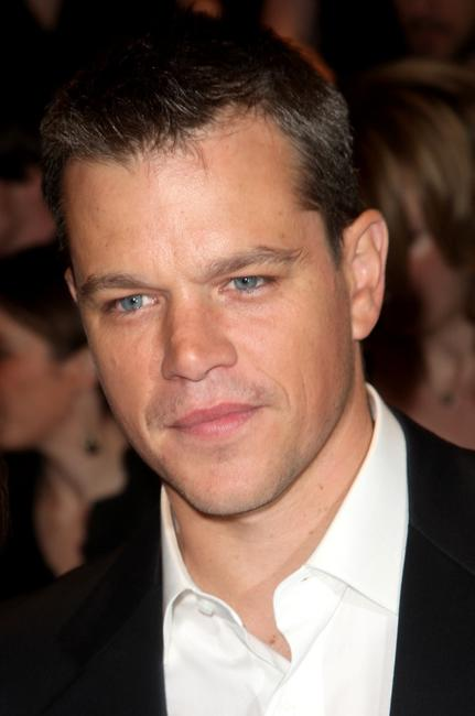 Matt Damon at the Sony Ericsson Empire Awards 2008.
