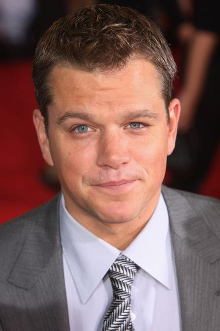 Matt Damon at the Berlin premiere of