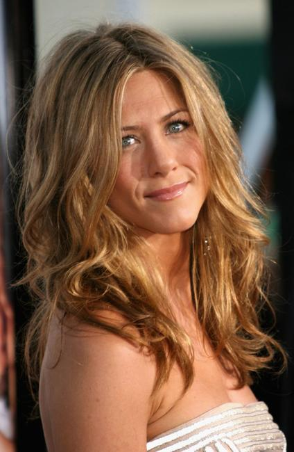 Jennifer Aniston at the world premiere of