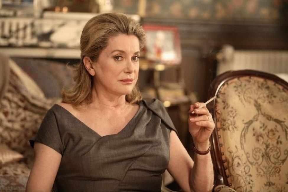 Catherine Deneuve as Junon in
