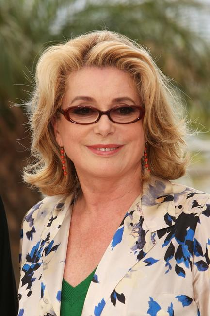 Catherine Deneuve at the photocall of