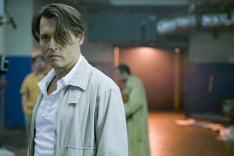 Johnny Depp as Paul Kemp in