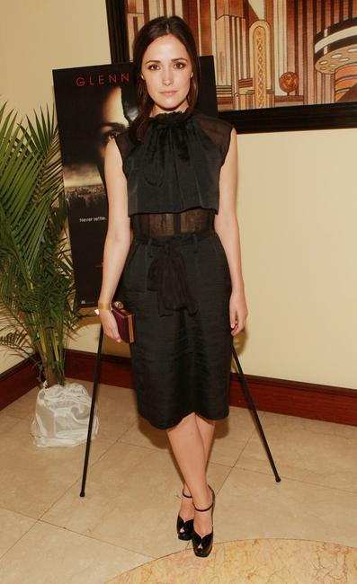 Rose Byrne at the premiere after party of