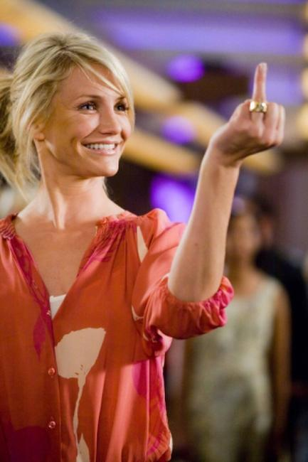 Cameron Diaz as Joy McNally in