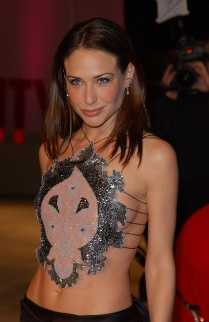 Claire Forlani at the Vanity Fair Oscar Party .