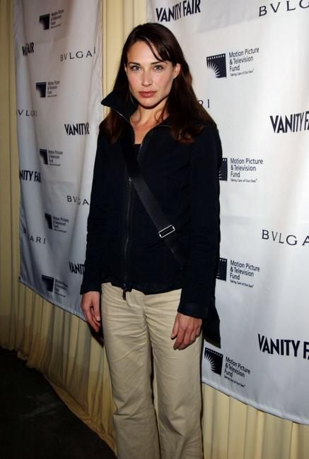 Claire Forlani at the Bvlgari Celebrates Valentines Day At Its New Rodeo Store.