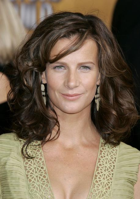 Rachel Griffiths at the 12th Annual Screen Actors Guild Awards.