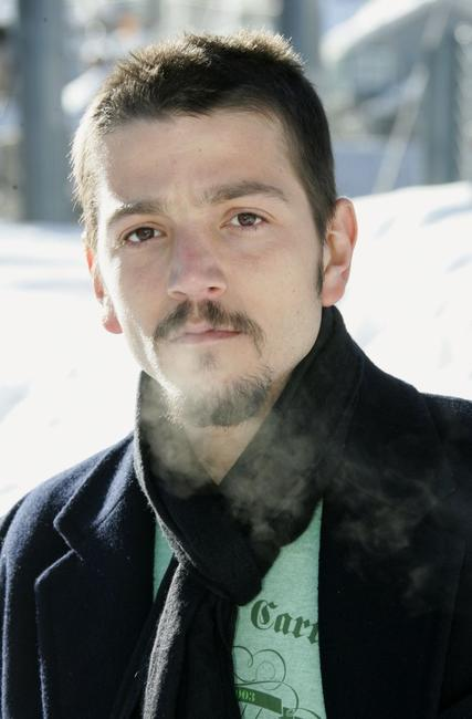 Diego Luna at the 2006 Sundance Film Festival.
