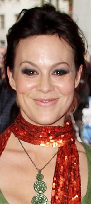 Helen McCrory at the UK premiere of