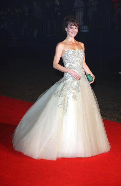 Helen McCrory at the after party of the Royal world premiere of