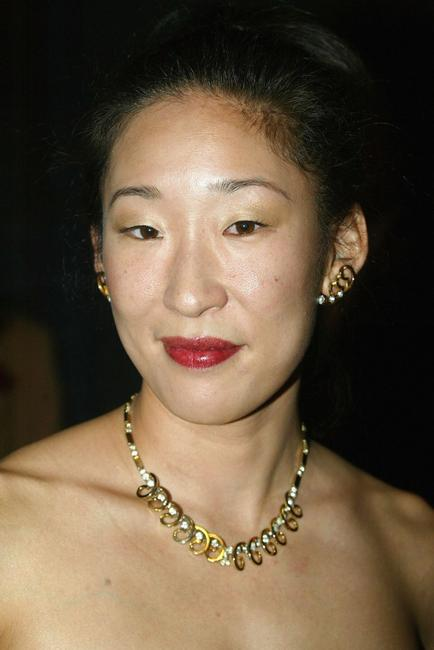 Sandra Oh at the Palm Springs International Film Festival.