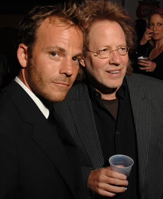Stephen Dorff and Steve Dorff at the