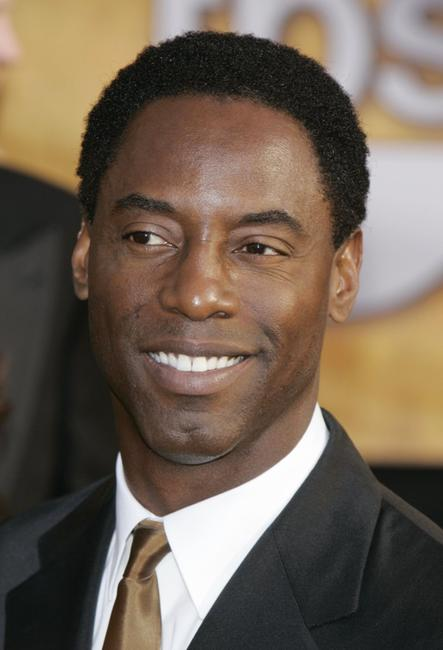 Isaiah Washington at the 12th Annual Screen Actors Guild Awards.