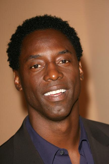 Isaiah Washington at the cocktail reception for the 2006 Summer TCA Awards.