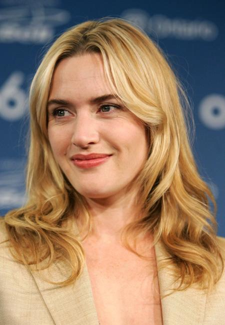 Kate Winslet at the Toronto International Film Festival for the press conference of