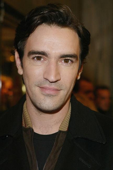 Ben Chaplin at the premiere of