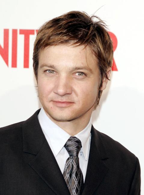 Jeremy Renner at the