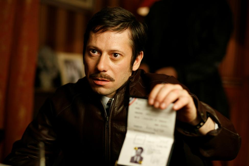 Mathieu Amalric as Francois Besse in