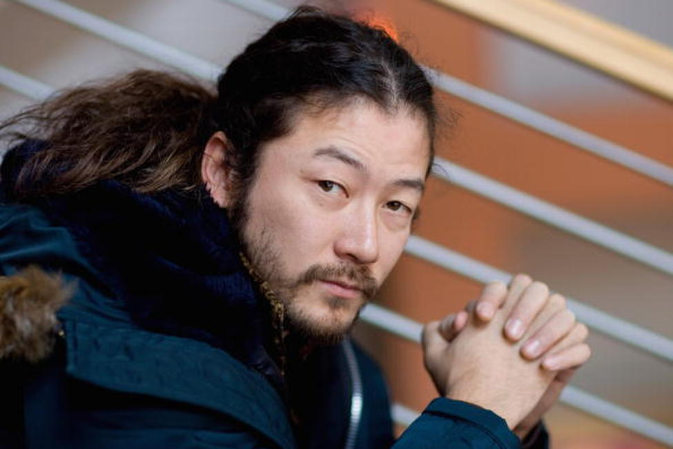 Tadanobu Asano at the 56th Berlin International Film Festival.