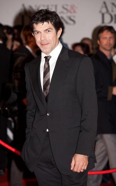 Pierfrancesco Favino at the world premiere of