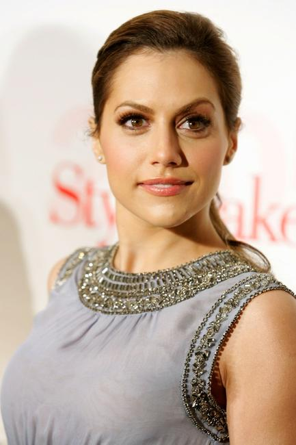 Brittany Murphy at the Life and Style Magazine's runway show and charity auction