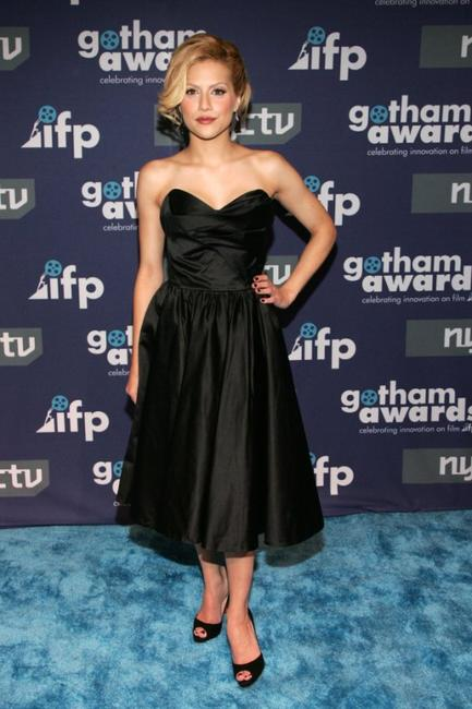 Brittany Murphy at the 16th Annual Gotham Awards.