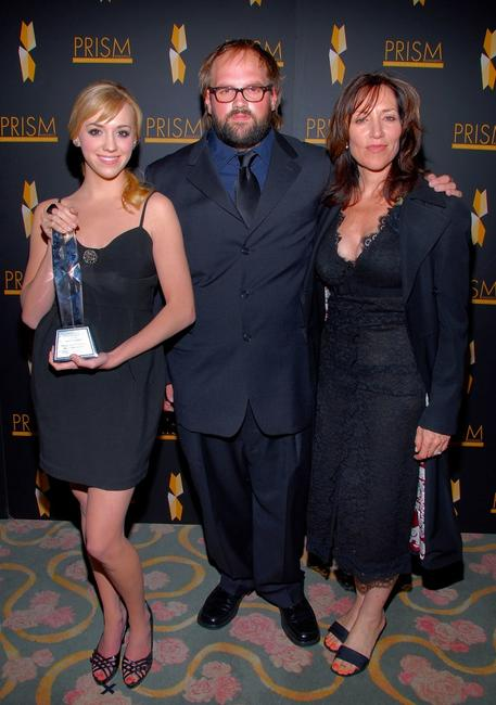 Andrea Bowen, Ethan Suplee and Katey Sagal at the 11th Annual Prism Awards.