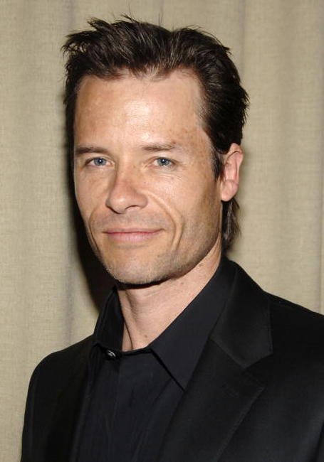 Guy Pearce at the dinner hosted by The Cinema Society and Calvin Klein.