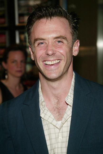 David Eigenberg at the New York premiere of