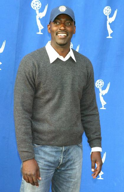 Michael Jace at the Academy of Television Arts and Sciences Behind The Scenes Double Header with