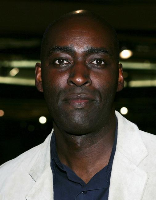 Michael Jace at the 4th season premiere screening of