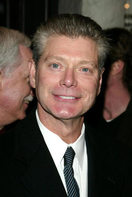 Stephen Lang at the opening of