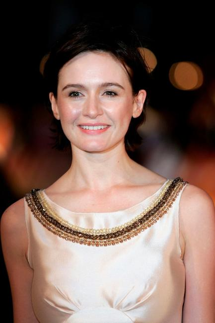 Emily Mortimer at the World Premiere of