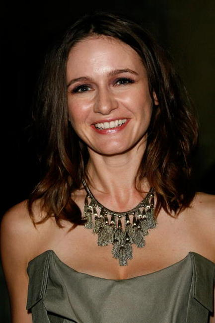 Actress Emily Mortimer at the premiere of