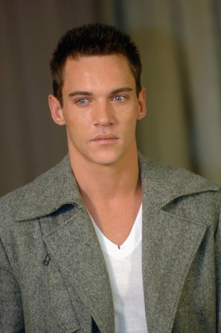 Jonathan Rhys-Meyers at Rome for the photocall of