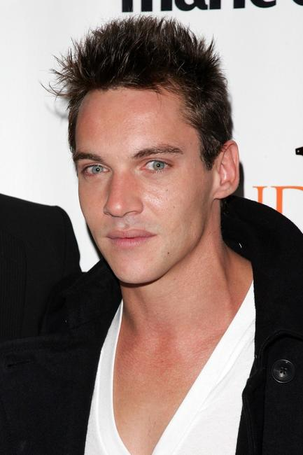Jonathan Rhys-Meyers at the New York premiere of