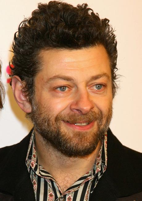 Andy Serkis at the ENO's Aida press night.
