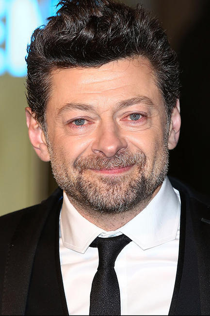 Andy Serkis at the Royal Film Performance of