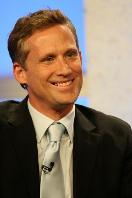 Reed Diamond at the 2007 Summer Television Critics Association Press Tour for NBC.